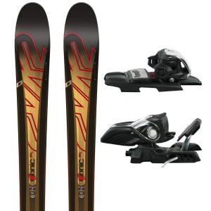 Ikonic 80 Ski Homme + Quikclik M3 Fixation