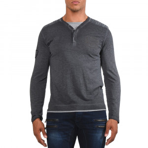 Basko T-Shirt Ml Homme