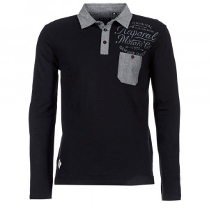 Bozer Polo Ml Homme
