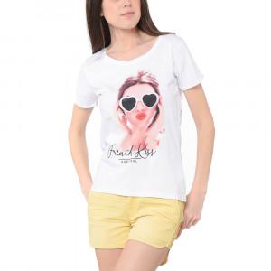 Rama T-Shirt Mc Femme