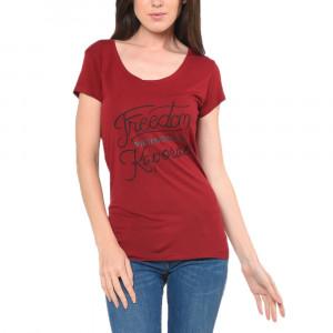 Tirex T-Shirt Mc Femme