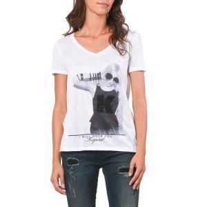 True T-Shirt Mc Femme