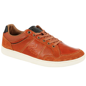 KAPPA Syringae Chaussure Homme - Taille 41 - MARRON WuSRNR