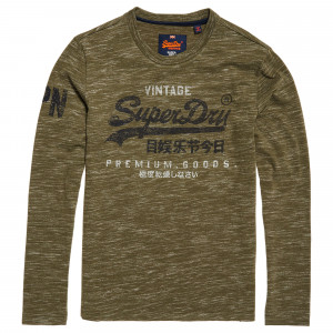Prenium Goods Duo T-Shirt Ml Homme