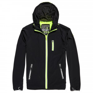 Sports Active Flash Run Shell Veste Homme