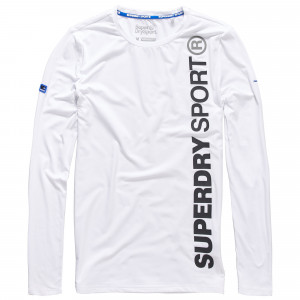 Sports Athletic T-Shirt Ml Homme