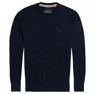 Orange Label Crew Pull Homme