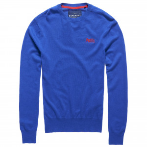 Orange Label Vee Pull Homme