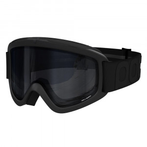 Iris X All Black Masque Ski Homme