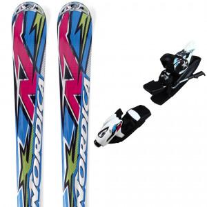 Dobermann Gs Pro Xbi Ct Ski Homme + N Pro 2S Xbi Ct Fixations