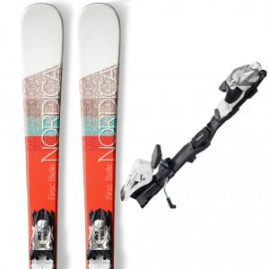 First Belle Evo Ski Femme + N Adv P.r. Evo Fixations
