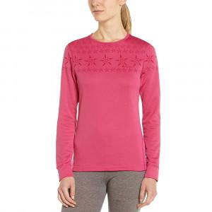 Warm Tren T-Shirt Ml Femme