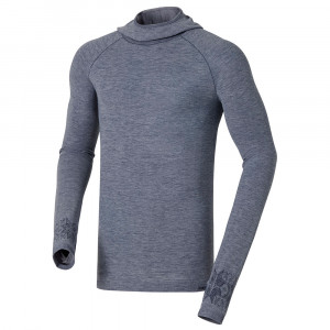 Zeromiles T-Shirt Ml Cap Homme