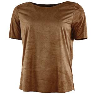 Fox Tee Shirt Mc Femme
