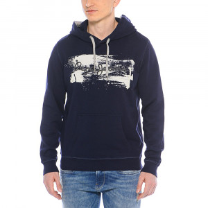 Bacuri Sweat Capuche Homme
