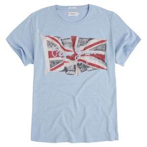 Flag T-Shirt Mc Homme