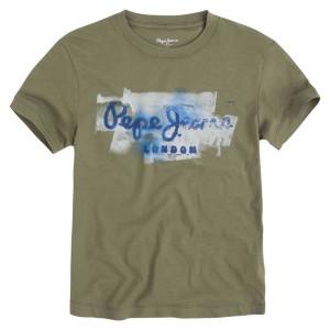 Golders Jk T-Shirt Mc Garçon