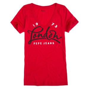 Olivia T-Shirt Mc Femme