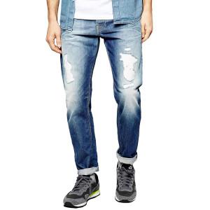 Steele Longueur 32 Jeans Homme