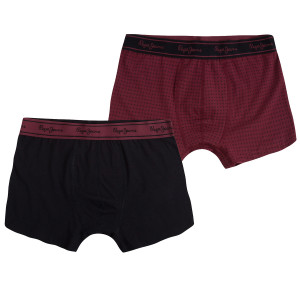 Marvin Pack 2 Boxers Homme