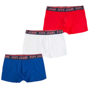 Gabe Pack 3 Boxers Homme