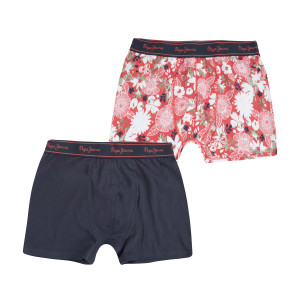 Porter Pack 2 Boxers Homme