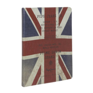 Vintage Flag Coque Tablette Unisexe