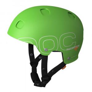 Receptor + Casque Velo/ski/skate Unisexe