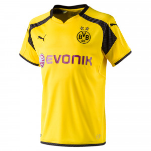 Bvb 16/17 International Maillot Mc Garçon