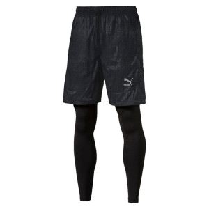 Evo Embos Layered Short + Collant Homme