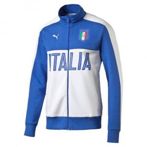Figc Sweat Zip Italie Homme