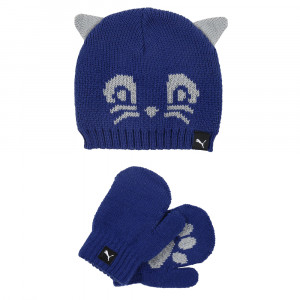Minicats Pack Gants + Bonnet Fille