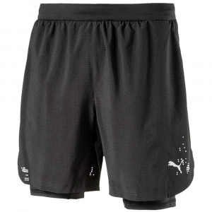 Pr Pace 2In1 Short Homme