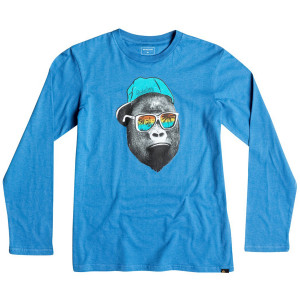 Classic Kongbus T-Shirt Ml Garçon