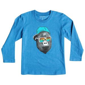 Classic Kong Nusiness T-Shirt Ml Garçon