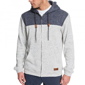 Keller Block Sweat Zip Homme