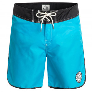 Nylon Scallop Boardshort Homme