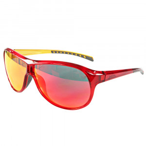 24488010-005 SHINY TRANSPARENT RED/GREEN WITH RED REVO
