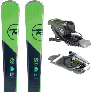 Experience 77 Bslt Ski + Xpress 11 B83 Fixations Unisexe