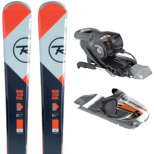 Experience 80 Hd Ski + Xpress 11 B83 Fixations Homme