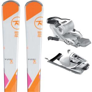 Temptation 75 Ski + Xpress W10 B83 Fixations Femme