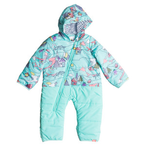 Rose Little Miss Combinaison Ski Bebe Fille