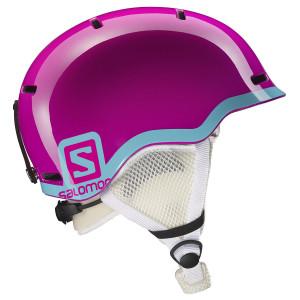 Grom Casque Ski Fille