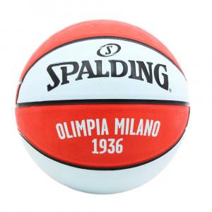 El Team Olimpia Milano Ballon Basket