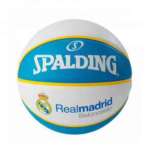 El Team Real Madrid Ballon Basket