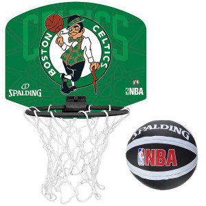 Boston Celtics Mini Panier Ballon Basket