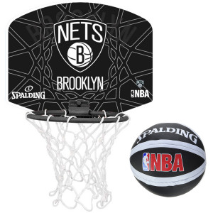 Brooklyn Nets Mini Panier Ballon Basket