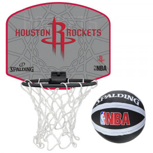 Houston Rockets Mini Panier Ballon Basket