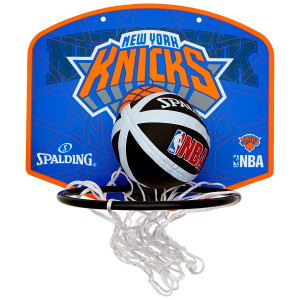New York Knicks Mini Panier Ballon Basket