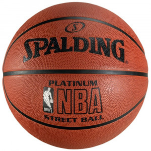 Nba Platinum Streetball Ballon Basket